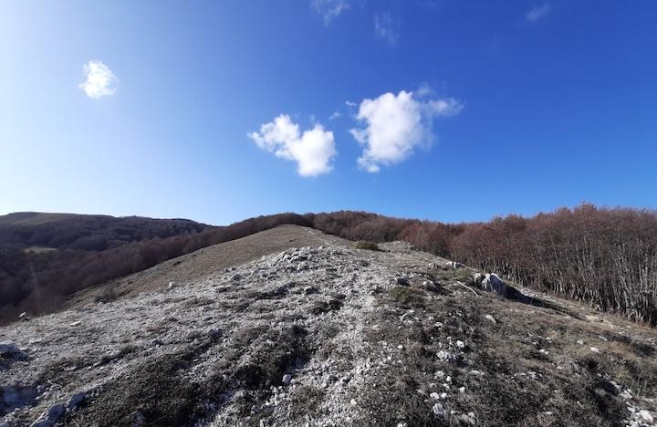Trekking Monte Autore
