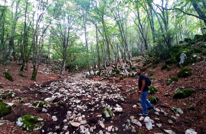 Trekking Monte Gennaro